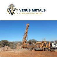 Venus Metals Corporation Limited (ASX:VMC) 任命Peter Hawkins先生为董事长