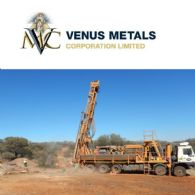 Venus Metals Corporation Limited (ASX:VMC) 季度报告和现金流报告