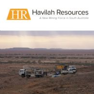 Havilah Resources Ltd (ASX:HAV) 2017年前景山錫礦鑽探