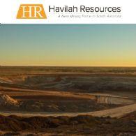 Havilah Resources Ltd (ASX:HAV) 證實Croziers靶區的銅礦帶