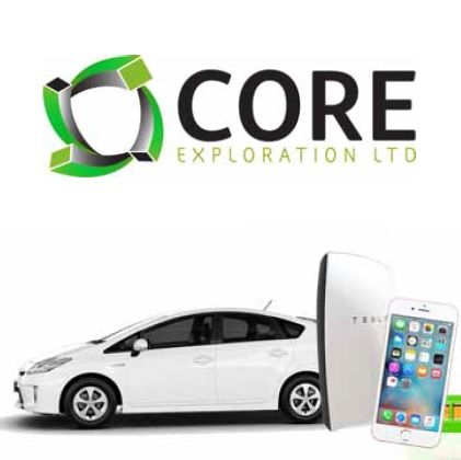 Core Exploration Ltd (ASX:CXO)致股東的2017年度報告