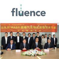 Fluence Corporation Ltd (ASX:FLC) 贏得與中國戰略合作夥伴清水源的第一個C-MABR協議