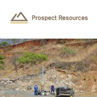 Prospect Resources Ltd (ASX:PSC) 市場更新