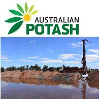 Australian Potash Ltd (ASX:APC) 與Salt Lake Potash (ASX:SO4) 開展在Lake Wells的成本分攤收益研究