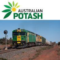 Australian Potash Ltd (ASX:APC) 物流方面最新進展