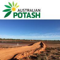 Australian Potash Ltd (ASX:APC) 蒸發池計劃和項目最近進展