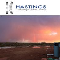 Hastings Technology Metals Ltd (ASX:HAS) 獲裕利安怡項目融資資格
