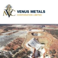 Venus Metals Corporation Limited (ASX:VMC) 在Currans Find發現了重要的黃金鑽探靶區