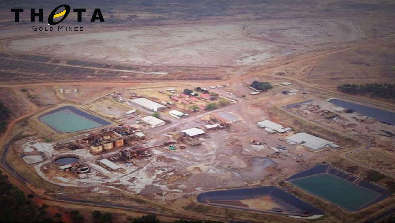 Initial Maiden Underground Mining Reserve 419,000 oz Gold