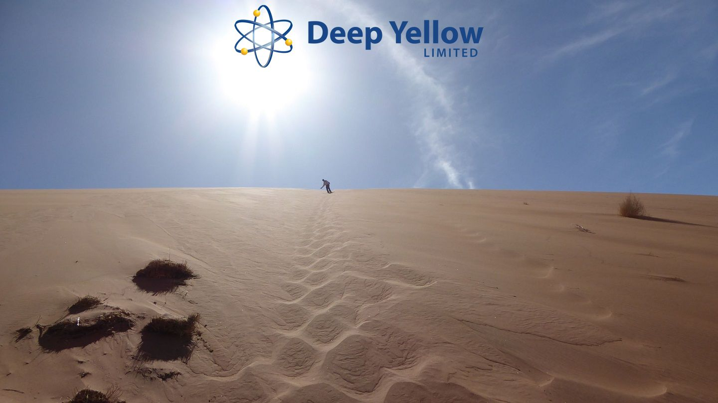 Deep Yellow Limited (ASX:DYL) June Quarterly Activities Report