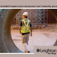 Leighton Holdings Ltd. (ASX:LEI)