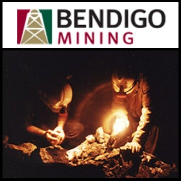 Bendigo Mining Ltd (ASX:BDG) has declared itself an interested party in Lihir Gold's (ASX:LGL) planned sale of its failed Ballarat gold project. Bendigo Mining unveiled that this month it has completed the acquisition of the Henty gold mine, located on the west coast of Tasmania, from AurionGold Ltd, a subsidiary of Barrick (PD) Australia Ltd. Bendigo Mining yesterday said its gold production increased by 33% to 13,122 ozs in the June quarter.