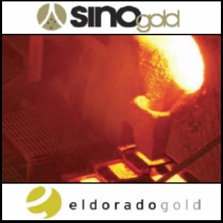Sino Gold (ASX:SGX) in Talks to Merge with Eldorado (TSE:ELD)