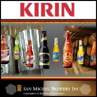 Kirin (TYO:2503)