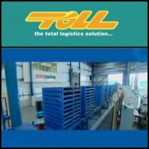 Toll Holdings (ASX:TOL) chief executive Paul Little said Toll was interested in doing a deal with global pallet business Brambles (ASX:BXB) to grow the company from being an Australian-focused business into a pan-Asian concern. Mr Little said Toll was