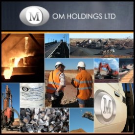 OM Holdings (ASX:OMH) said it is in the process of being transformed into one of the world's biggest independent manganese companies after securing a A$294m deal to acquire a major stake in a world-class South African manganese project. OM Holdings will acquire 49.9 per cent of Tshipi Project from five non-related co-investors for 139.9 million OMH shares and a 20 per cent equity interest in Ntsimbintle Mining, a South African Black Economic Empowerment company which owns the remaining 50.1 per cent of the Tshipi Project, for A$49.2 million cash.