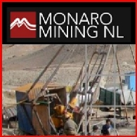 Monaro Mining (ASX:MRO)