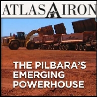 Atlas Iron Limited (ASX:AGO)