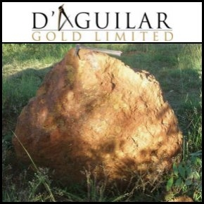 D'Aguilar Gold Limited (ASX:DGR) Successful Completion Of Capital Raisings