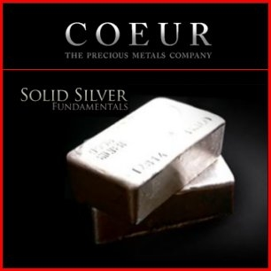 Coeur d'Alene Mines Corporation (ASX:CXC) today announced record silver production of 5.2 million ounces during the third quarter of 2009. This record production represents an 86% increase compared to last year's third quarter and was driven by Coeur's two new large mines in Mexico. Gold production increased 222% to nearly 29,000 ounces. The company also reported record quarterly revenue of US$89.9 million, a 146% increase over last year's third quarter revenue.