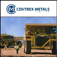 Centrex Metals Limited (ASX:CXM)