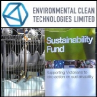 Environmental Clean Technologies (ASX:ESI)