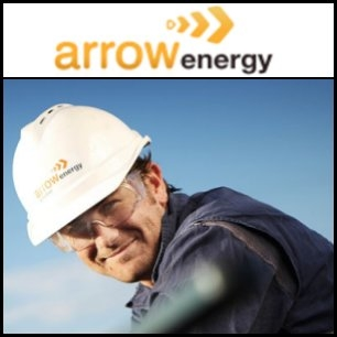 It is reported that Washington H. Soul Pattinson (ASX:SOL), a major shareholder of New Hope Corp (ASX:NHC), is looking to offload its stake in Arrow Energy (ASX:AOE). Soul Pattinson first bought into Arrow in 2006 through a 61 per cent controlling stake in New Hope, which now holds 16.8 per cent stake in Arrow Energy. New Hope today said it is not in discussions with any third party regarding its Arrow shareholding.