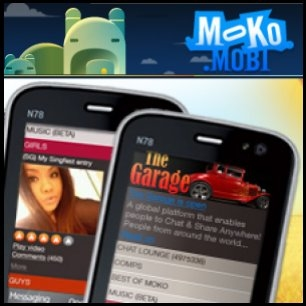 MOKO.mobi (ASX:MKB) has signed an agreement with Telefonica SA (NYSE:TEF), one of Europe's and Latin America's largest mobile networks. MOKO.mobi will be launched with subscription and other premium activity billing, and will be featured on the carrier's mobile content portal.