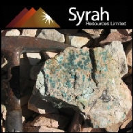 Syrah Resources (ASX:SYR)