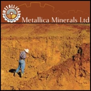 Metallica Minerals Limited (ASX:MLM) Major Resource Upgrade At Greenvale In Queensland