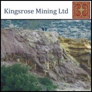 Kingsrose Mining Limited (ASX:KRM) Company Activities Update