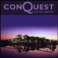 Conquest Mining Limited (ASX:CQT)