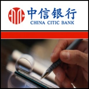 China Citic Bank Corp. ( HKG:0998) said Wednesday it has approved Spanish Bank Banco Bilbao Vizcaya Argentaria SA's ( NYSE:BBVA) plan to raise the H-share stake it owns in the lender to 15%.BBVA holds 10 per cent interest in Citic Bank and also has an option, which came due Dec. 3, for an additional 5% stake at a 10% premium to Citic Bank's initial public offering price of HK$5.86.