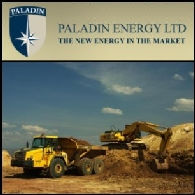 Paladin Energy Limited (ASX:PDN)