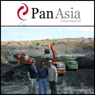 Pan Asia Corporation Ltd (ASX:PZC) said drilling activities at the TCM Coal Project located in south Kalimantan, Indonesia are currently focussing on the southern part of the TCM concession and immediately adjacent to the 2Mtpa ATA open pit mine operated by PT Arutmin Indonesia (part of PT Bumi Resources Tbk Group).