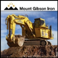 Mount Gibson Iron Ltd (ASX:MGX)