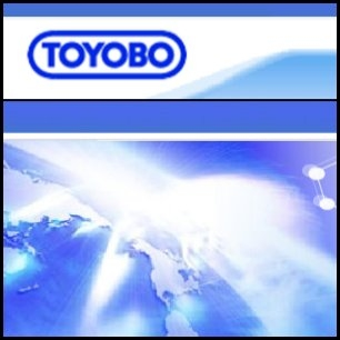 Toyobo Co.(TYO:3101) will set up a joint company to produce and sell reverse osmosis membranes for seawater desalination in Saudi Arabia. The joint venture, with a total investment of 700 million yen, will be launched with Japanese trader Itochu Corp. (TYO:8001) and a Saudi Arabian infrastructure company in March this year.