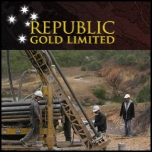 Republic Gold Limited (ASX:RAU) Targets Over +10 Year Mine Life At Amayapampa