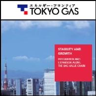 Tokyo Gas Co. (TYO:9531)