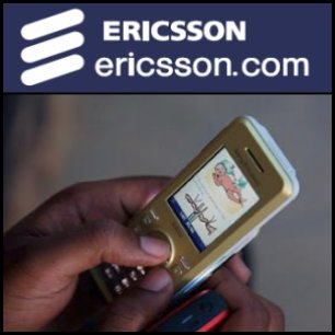 Swedish telecommunications equipment vendor L.M. Ericsson (NYSE:ERIC) said Monday it has signed framework agreements to provide network equipment for China's mobile service giants.