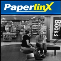 PaperlinX (ASX:PPX)