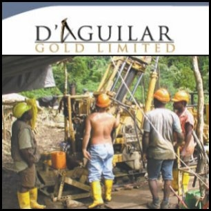 D'Aguilar Gold Limited (ASX:DGR) Reports Solomon Gold (LON:SOLG) Additional Excellent Results From Fauro Island Project