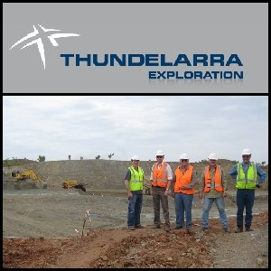 Thundelarra Exploration (ASX:THX) MD Brett Lambert Speaks At Sydney RIU Resources Round-up in May 2010