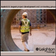 Leighton Holdings (ASX:LEI)