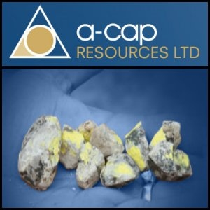 A-Cap (ASX:ACB) Signs MOU with Korea Resources Corporation