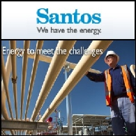 Santos Ltd (ASX:STO) Reports Record Interim Underlying Profit of $411 Million