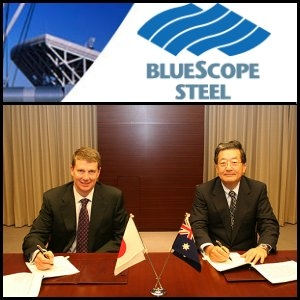 BlueScope (ASX:BSL) Forms Technical Alliance with Nippon Steel (TYO:5401)