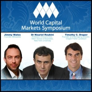 Wikipedia Founder Jimmy Wales To Address The World Capital Markets Symposium 2010, Kuala Lumpur Malaysia