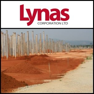 Australian Market Report of September 6, 2010: Lynas Corporation Limited (ASX:LYC) Increase in Resource Estimate for Deposit With Elevated Heavy Rare Earths