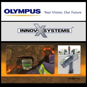 Olympus NDT (TYO:7733) Acquires Innov-X Systems, Inc.